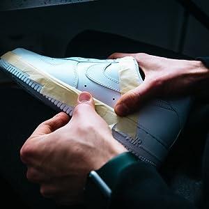 prepara tus sneakers