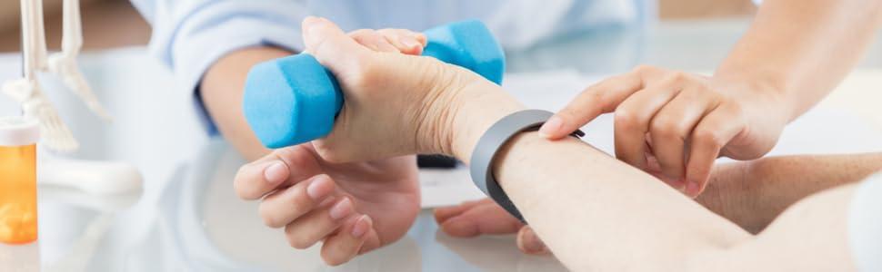 Restorative Medical brace for wrist pain