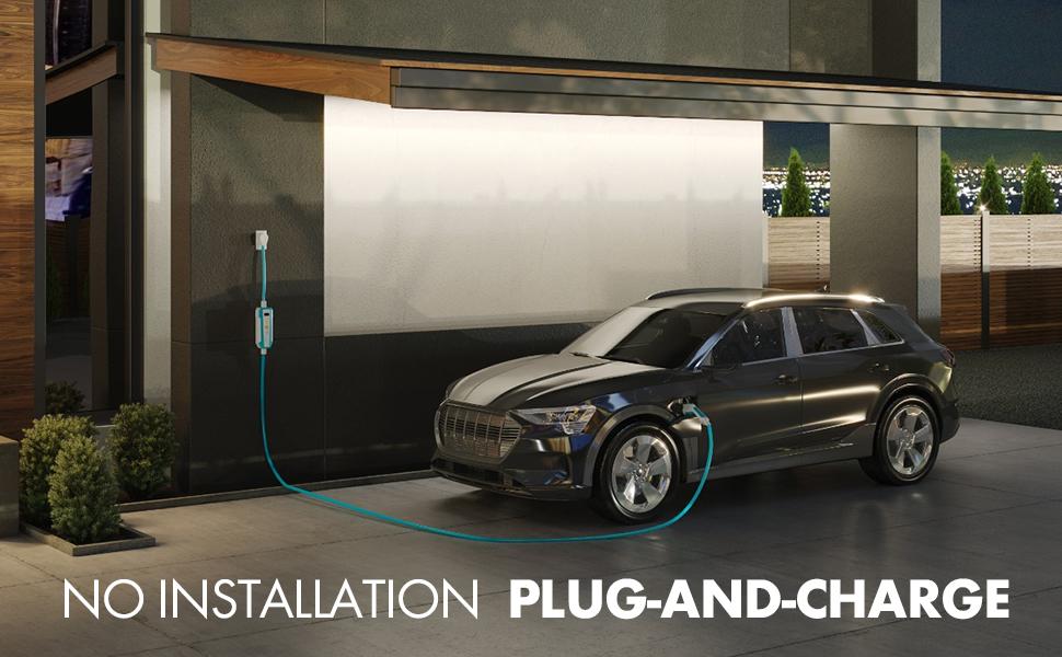 No Installation Plug And Charge