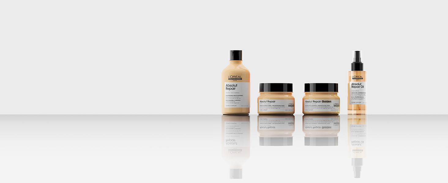 Gamme professionnelle Absolut Repair