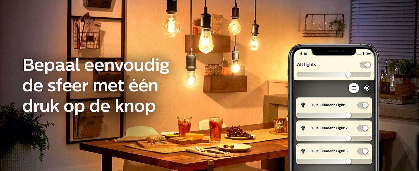 Philips Hue lamp kopen