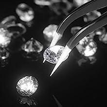 7pcs ESD Electronics Anti Static Anti-static Tweezers for Crafts DIY Hobby Model