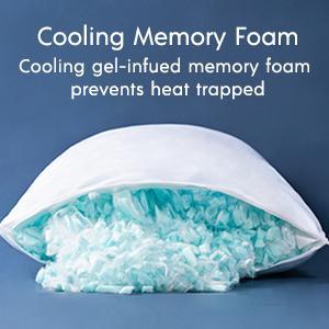 cooling memory foam