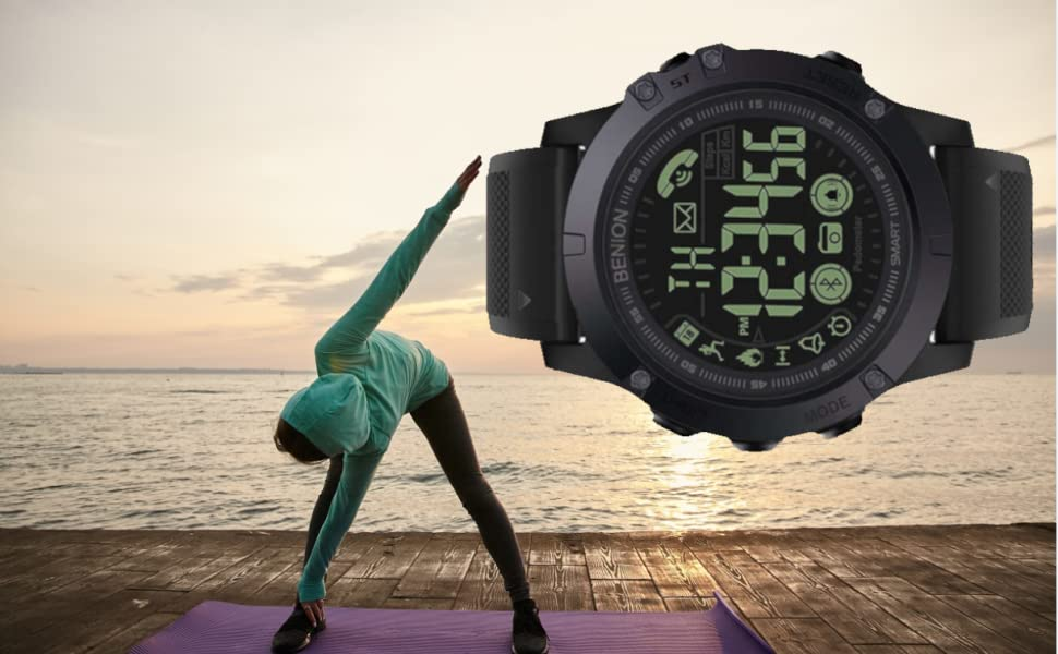 exercise and watch