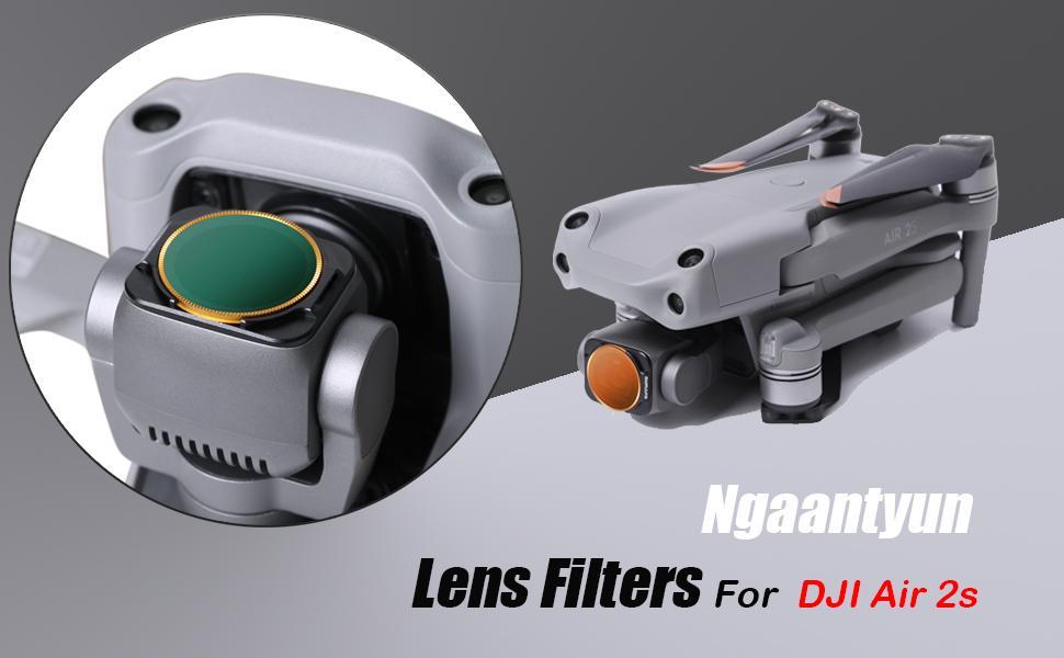 dji air 2s filters set