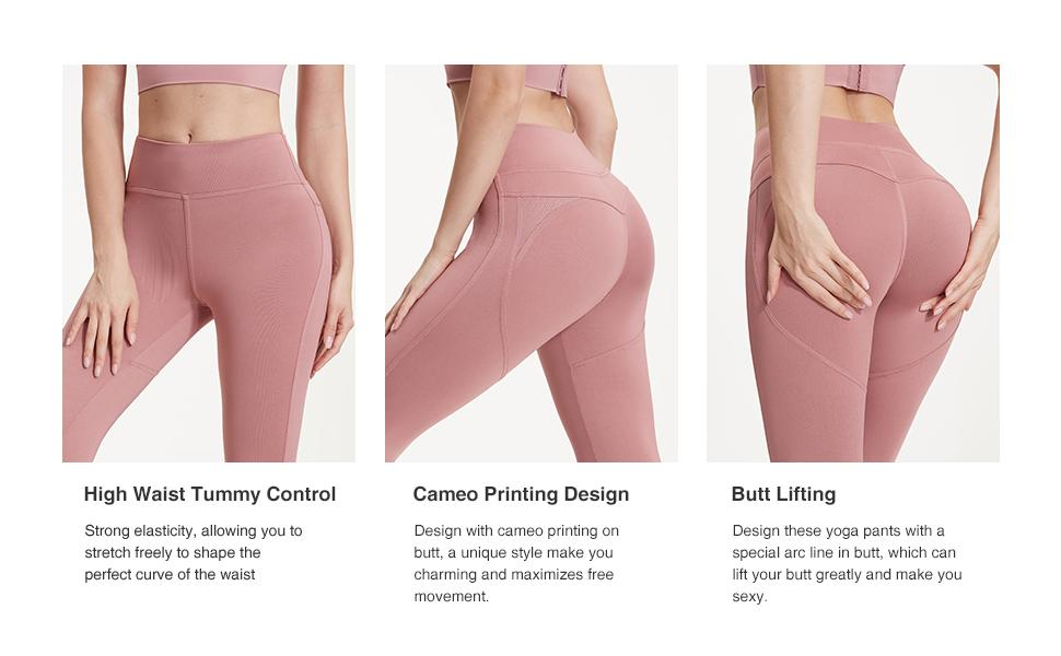 butt lifting tummy leggings