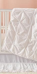 white baby crib bedding sets