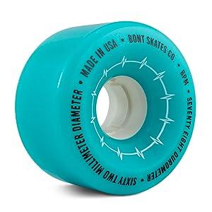 BPM Roller Skate Outdoor Wheels