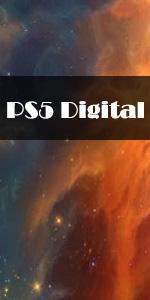 PS5 DIGITAL SKIN