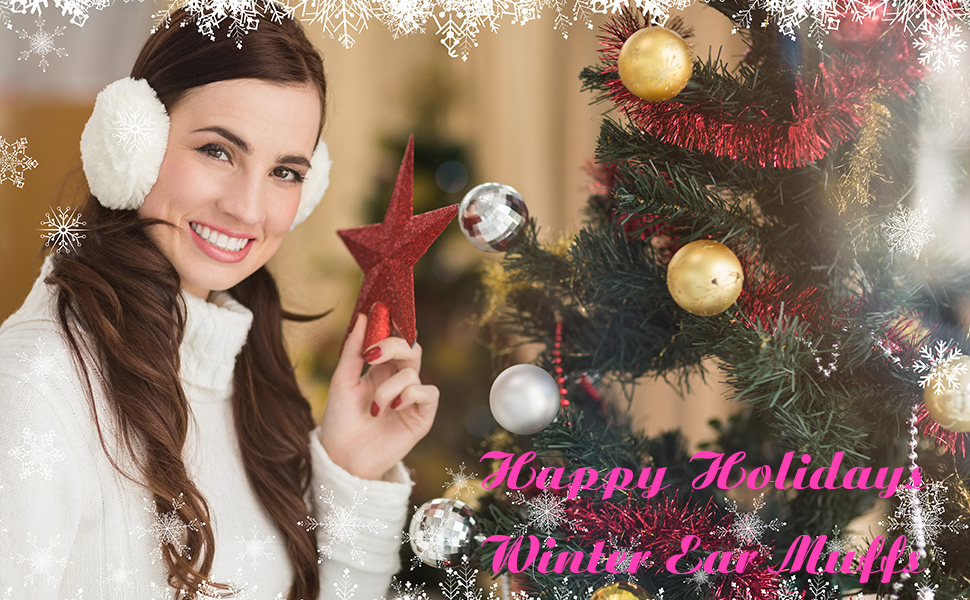 winter earmuffs for women