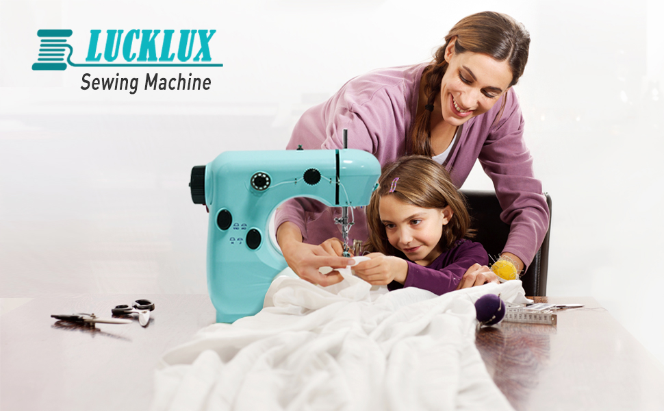 LUCKLUX Sewing Machine