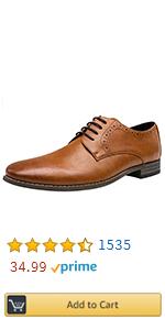 Oxford Plain Toe Dress Shoes Classic Formal Derby Shoes