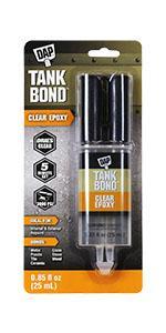 Tank Bond Clear Epoxy