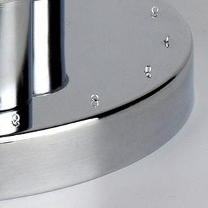 flush mount crystal chandelier