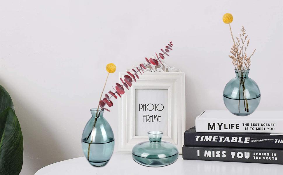 glass vase sets