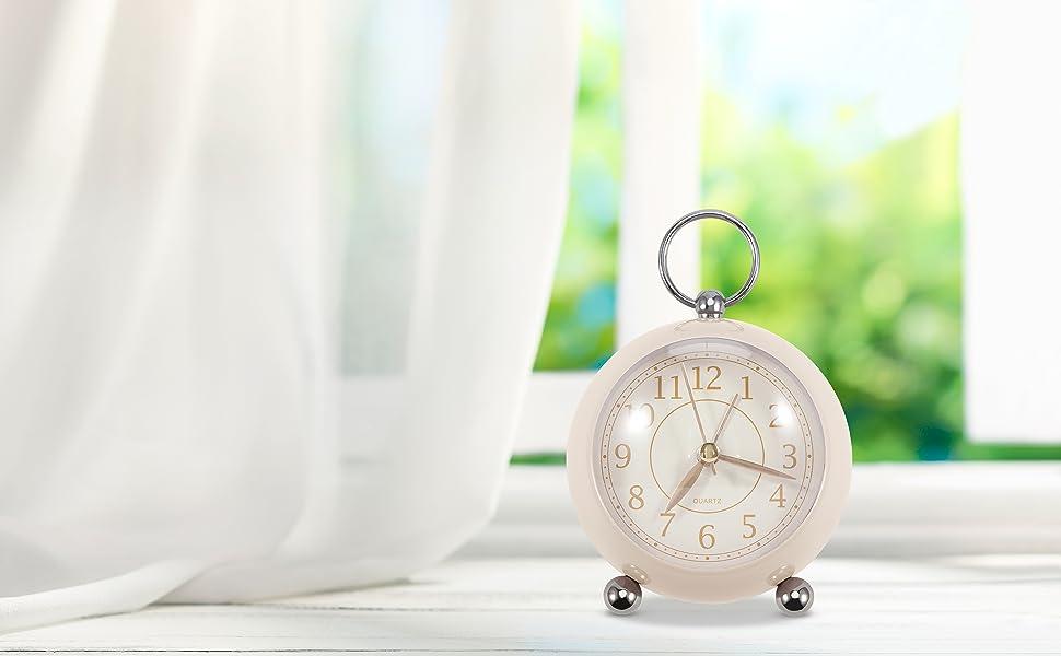 Twin Bell Alarm Clock