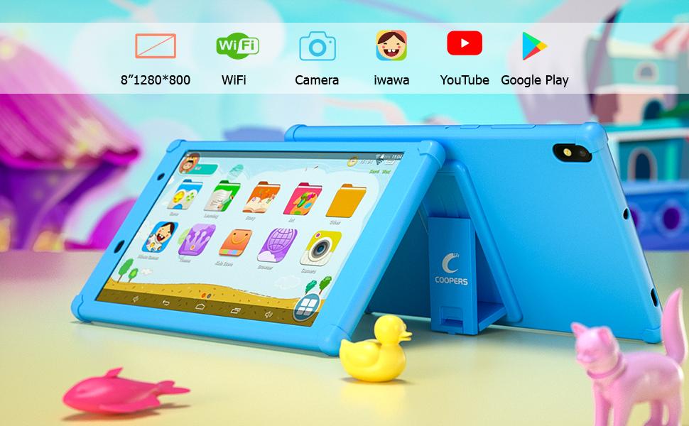 CP80K kids tablet