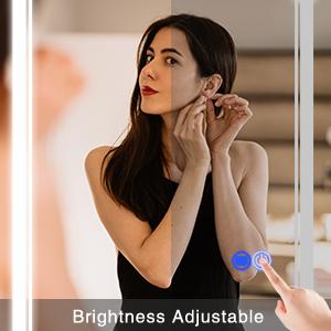 brightness adjustable