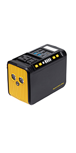 RS81, 80W, 120W, lightweight, portable, powerful, durable, reliable, power station, multi-safety