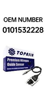 nox sensor 0101532228