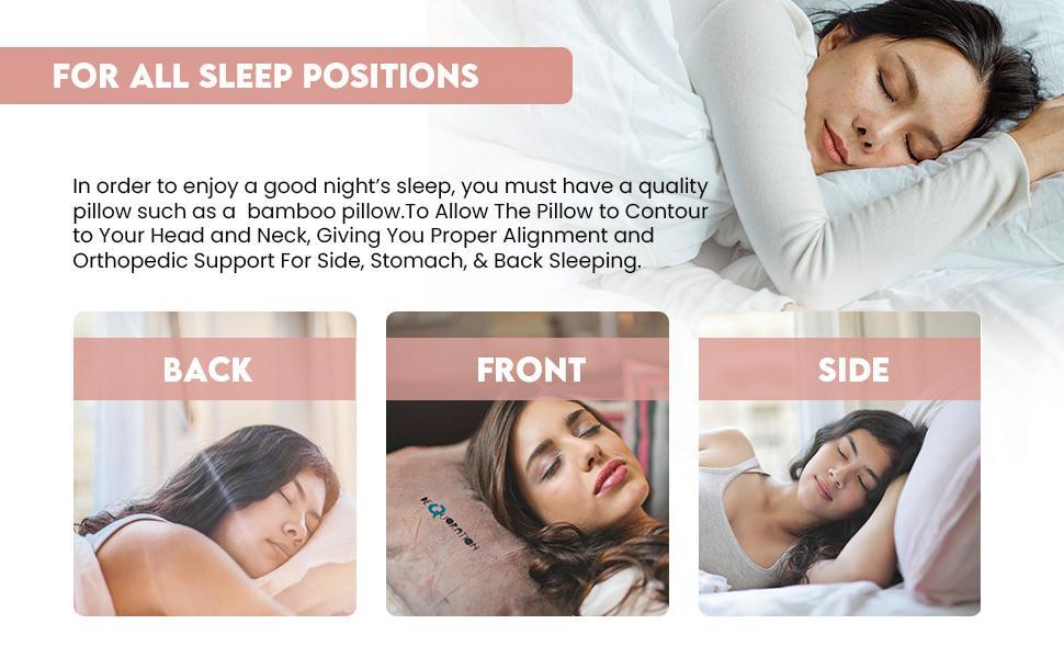 For All Sleep Positions