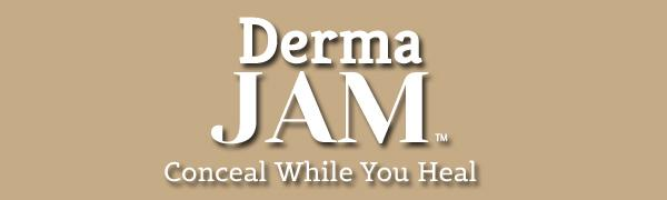 Derma JAM Wound Concealing Ointment, conceal while you heal