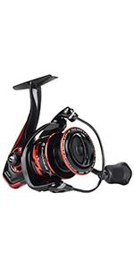 fishing reel, spinning reel