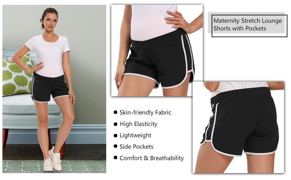 maternity shorts maternity shorts for women maternity shorts under dress maternity shorts over the