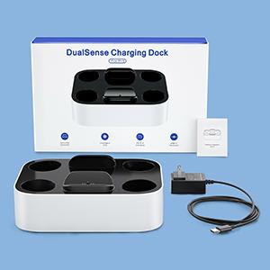 ps5 charging dock