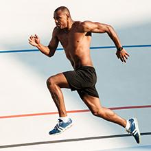 running short sport