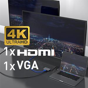 HDMI+VGA