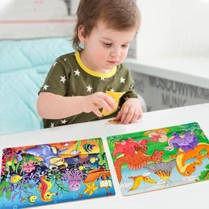 kids puzzles dinosaur puzzle