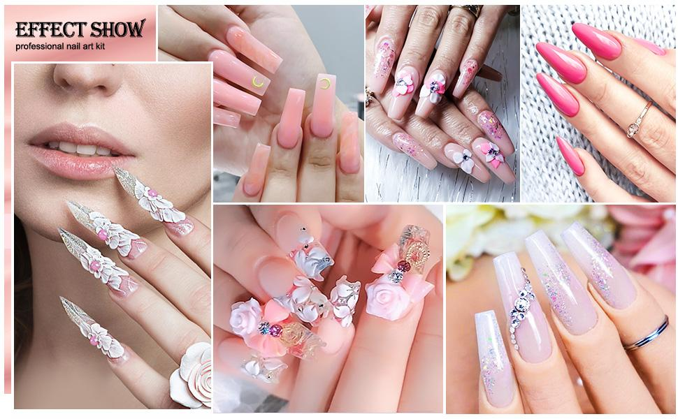 acrylic nail kit for beginners