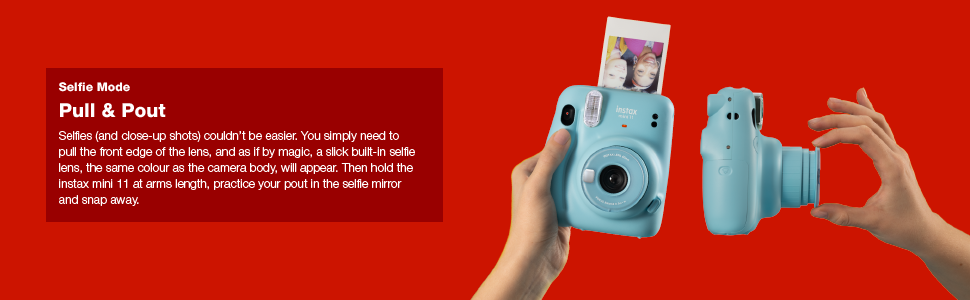 Mini11 instant camera