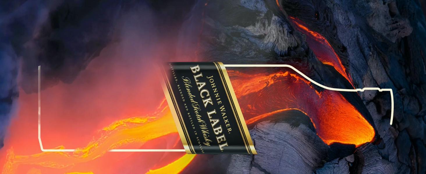 Johnnie Walker Black Label Blended Whisky