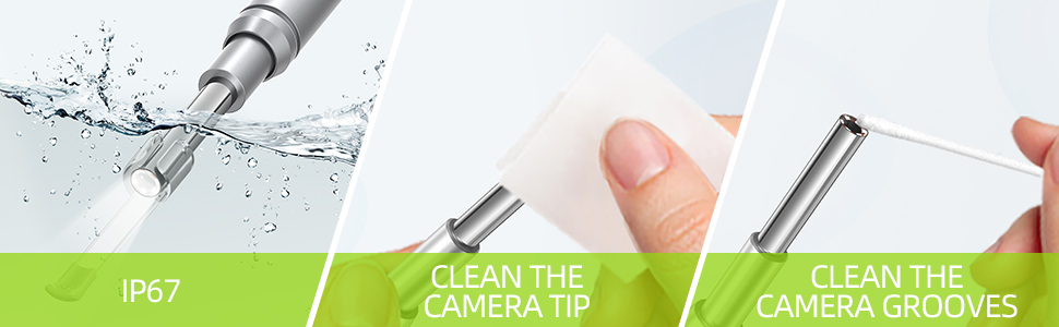 Ear Cleaner with Camera
