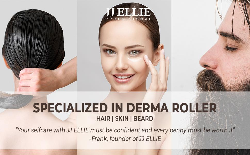 specialized in derma roller microneedle for hair beard and skincare
