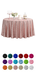 round sequin tablecloth tablecloth