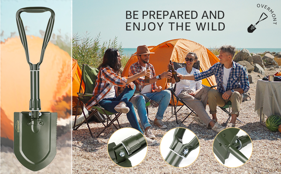 be prepared and enjoy the wild