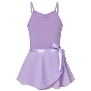 pink ballet dress dance leotards with skirt ballet clothes ballet pink