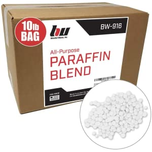 Blended Waxes, Inc. Paraffin Wax 10lb.