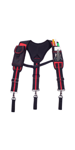 Y Tool Belt Suspender