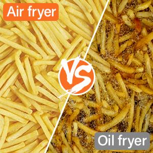 hot air fryer