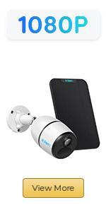Reolink Go+Solar Panel Camera System