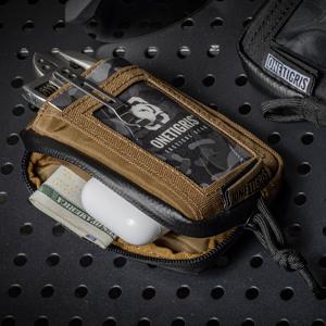 Nylon coin purse for men