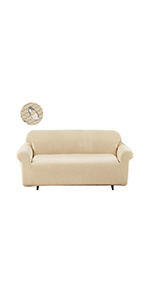 loveseat sofa cover,sofa slipcover for 3 cushion couch