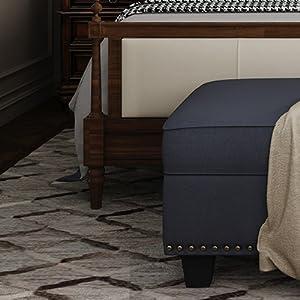storage ottoman bench