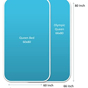 olympic queen size