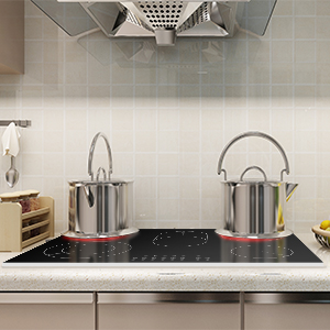electric cooktop 30 inch
