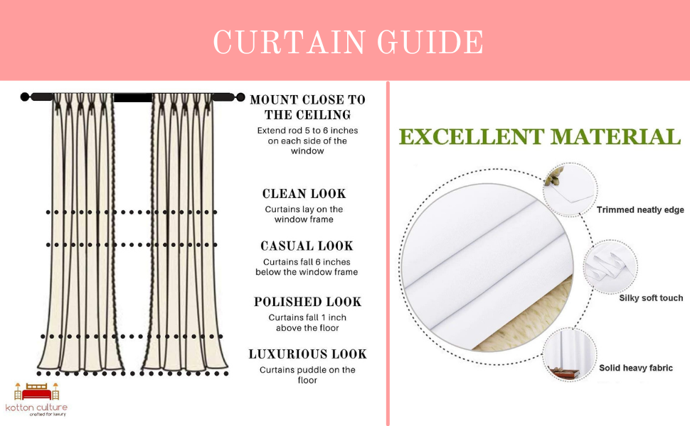 Curtain Guide